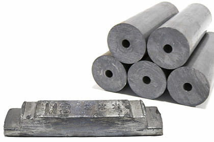 Lead Ingot Applications Nuclead