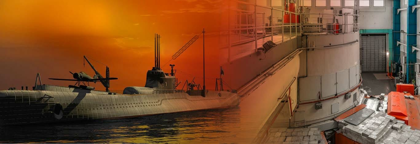 government market submarine and nuclear lab