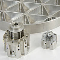Custom and Precision Metal Services including include 3d & CNC machining, welding, soldering and brazing