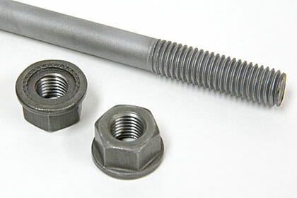 Lead Nuts Lead Threaded Rod