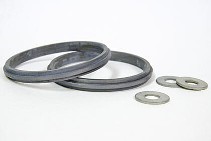 Lead washers, Lead Seals and Lead spacers are available in all standard sizes, special grades are also available