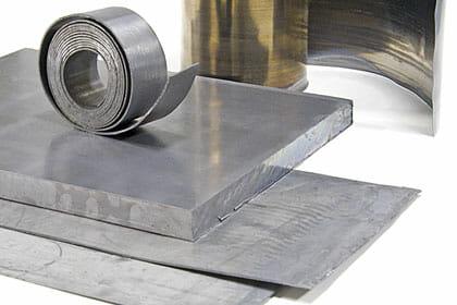 Image result for metal lead sheet
