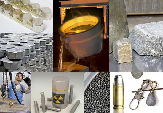 Lead Alloy Antimony Lead Lead Seals Scrap Lead Nuclead
